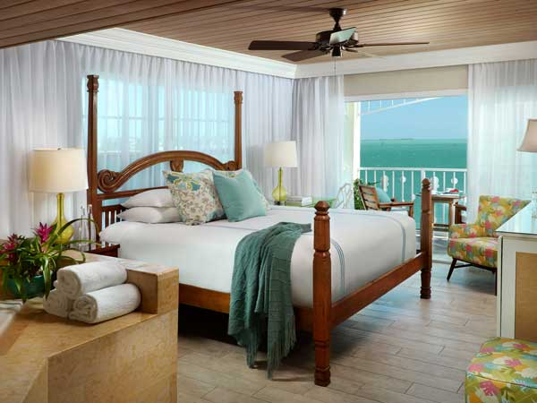 Guestroom With An Ocean View.