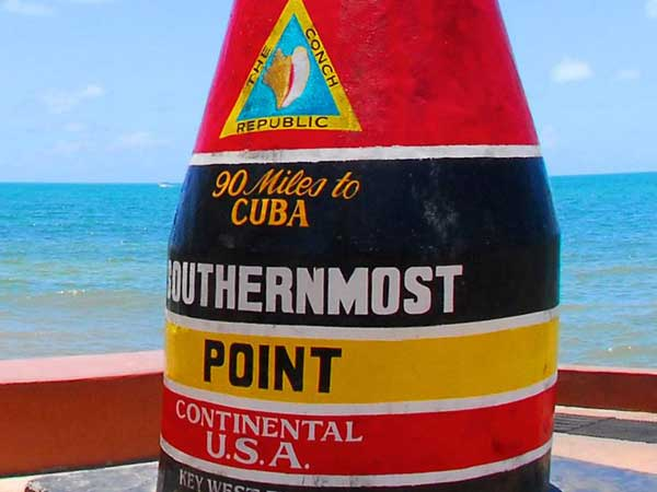 Southernmost Point of the United States
